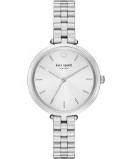 Kate Spade New York 1YRU0859 Ladies Holland Silver Steel Bracelet Watch