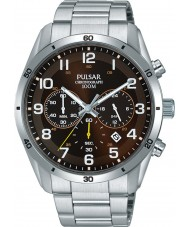 Pulsar PT3843X1 Mens Sport Watch