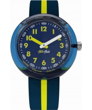 Flik Flak FPNP023 Yellow Band Watch