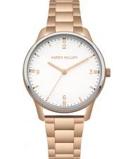 Karen Millen KM167RGM Ladies Watch