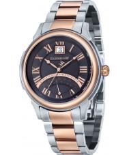 Thomas Earnshaw ES-8050-22 Mens Observatory Two Tone Steel Bracelet Watch