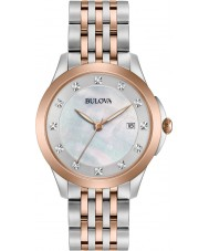 Bulova 98S162 Ladies Diamonds Watch
