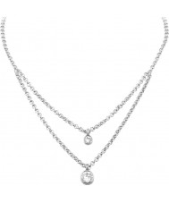Dyrberg Kern 338052 Ladies Fulli Silver Necklace