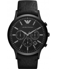 Emporio Armani AR2461 Mens Classic Chronograph Black Watch