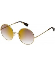 Marc Jacobs Ladies MARC 169-S 06J JL Sunglasses