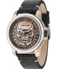 Police 14385JSTR-62 Mens Reaper Watch