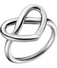 Calvin Klein KJ6BMR000107 Ladies Charming Ring