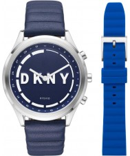 DKNY Minute NYT6104 Ladies Woodhaven Smartwatch Gift Set
