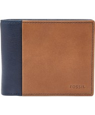 Fossil ML3918400 Mens Ward Wallet