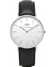 Daniel Wellington DW00100053 Ladies Classic Sheffield 36mm Silver Watch
