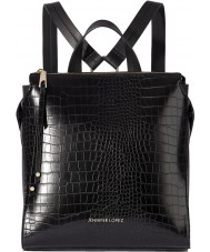 Jennifer Lopez JLH0006-BLACKCROC Ladies Rylee Backpack