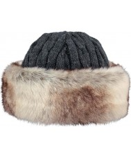 Barts 1630009 Ladies Fur Cable Rabbit Band Hat