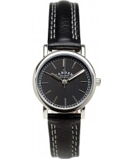 Camden Watch Company CWC-24-14A Ladies No 24 Black Leather Strap Watch