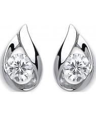 Purity 925 PUR3836ES Ladies Earrings