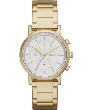 DKNY NY2274 Ladies Soho Gold Watch