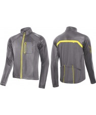 2XU Mens Sub Zero 360 Grey Jacket