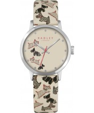 Radley RY2367 Ladies Fleet Street Cream Leather Strap Watch