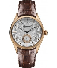 Ingersoll INQ033SLRS Mens Brown Leather Strap Watch