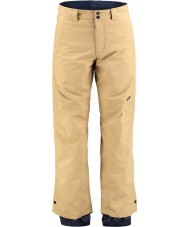 Oneill 653018-7012-XL Mens Hammer Marl Brown Ski Pants - Size XL