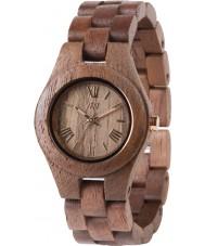 WeWOOD CRISSNUT Criss Nut Wood Bracelet Watch