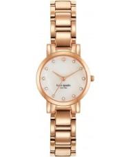 Kate Spade New York 1YRU0191 Ladies Gramercy Mini Rose Gold Plated Bracelet Watch