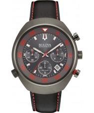 Bulova 98B252 Mens Accutron II Lobster UHF Chronograph Black Watch