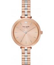 Kate Spade New York 1YRU0860 Ladies Holland Two Tone Steel Bracelet Watch