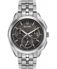 Bulova 96A186 Mens Progressive Dress CURV Watch