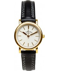 Camden Watch Company CWC-24-21A Ladies No 24 Black Leather Strap Watch