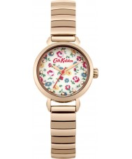 Cath Kidston CKL016RGM Ladies Little Flower Buds Rose Gold Plated Bracelet Watch