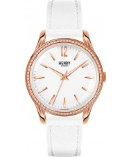 Henry London HL39-SS-0114 Ladies Pimlico White Watch with Swarovski Elements