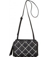 Fiorelli FH8637-MONOQUILT Ladies Sadie Mono Quilt Crossbody Bag
