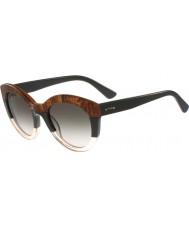 ETRO Ladies ET600S Antique Green Sunglasses