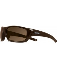 Revo RE4073 Guide II Dark Tortoiseshell - Terra Polarized Sunglasses