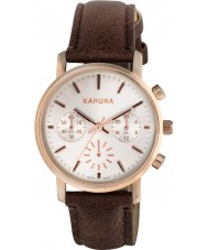 Kahuna KLS-0316L Ladies Brown Chronograph Watch