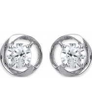 Purity 925 PUR3837ES Ladies Earrings