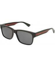Gucci Mens GG0340S 006 58 Sunglasses