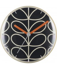 Orla Kiely OK-WCLOCK03 Linear Stem Clock