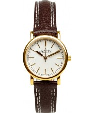 Camden Watch Company CWC-24-21B Ladies No 24 Brown Leather Strap Watch