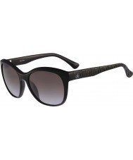 Calvin Klein Platinum Ladies CK3168S Black Sunglasses