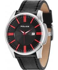 Police 14384JS-02 Mens Governor Black Watch