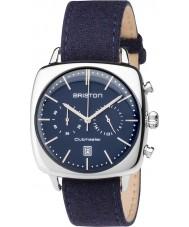 Briston 17140-PS-V-15-LFNB Clubmaster Vintage Watch