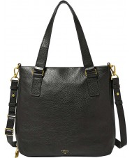 Fossil ZB5998001 Ladies Preston Black Shopper Bag