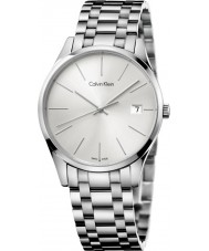 Calvin Klein K4N23146 Ladies Time Silver Watch