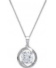 Purity 925 PUR3837P Ladies Necklace