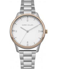 Karen Millen KM167SRGM Ladies Watch