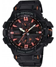 Casio GW-A1000FC-1A4ER Mens G-Shock Premium Black Radio Controlled Solar Powered Watch