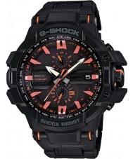 Casio GW-A1000FC-1A4ER Mens G-Shock Premium Black Radio Controlled Solar Powered Watch