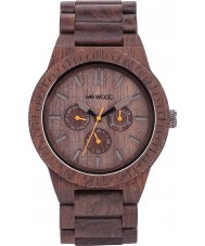 WeWOOD KAPPACHOC Kappa Chocolate Watch