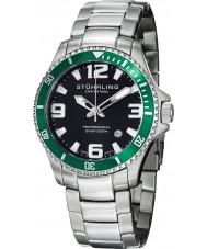 Stuhrling Original 395-33P154 Mens Aquadiver Regatta Champion Watch